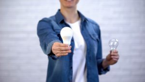 LED Efficient Light Bulb Tradewind Properties Image